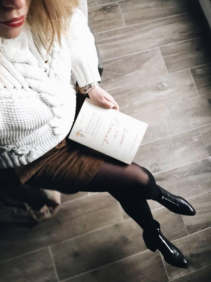 Fashion pull laine cos jupe massimo dutti
