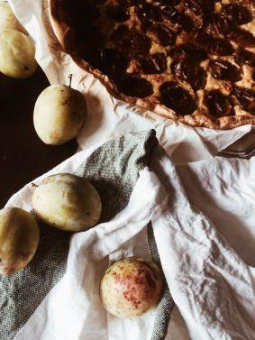 Tarte aux prunes recette maison 2